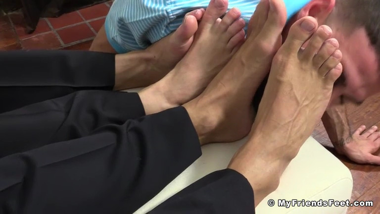 johnny feet video