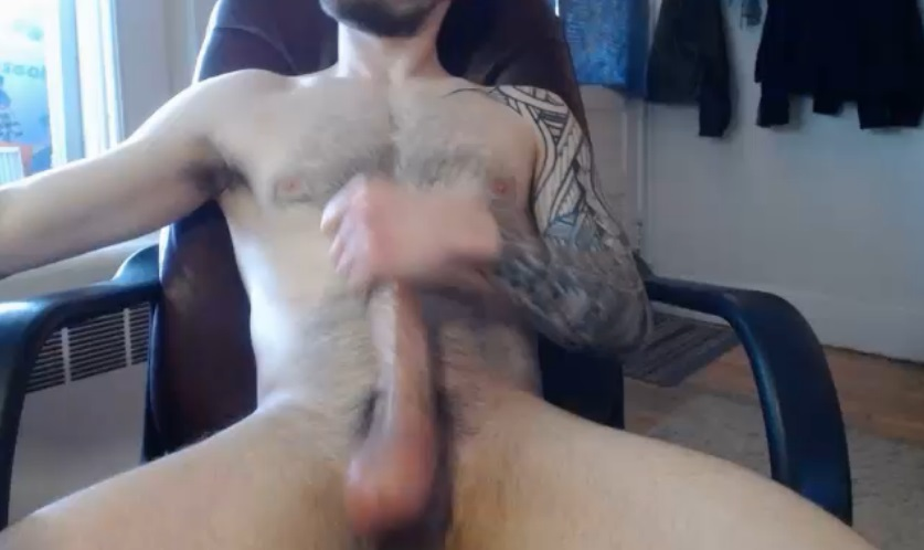 Big hard cock from Marc on Chaturbate