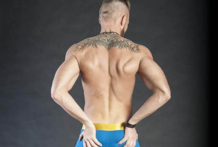 Muscular BryanRocky from Xlovecam