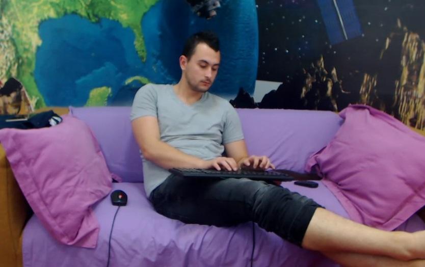 Adam a stylish boy on Cameraboys